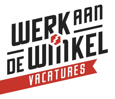 Werk aan de Winkel vacatures logo
