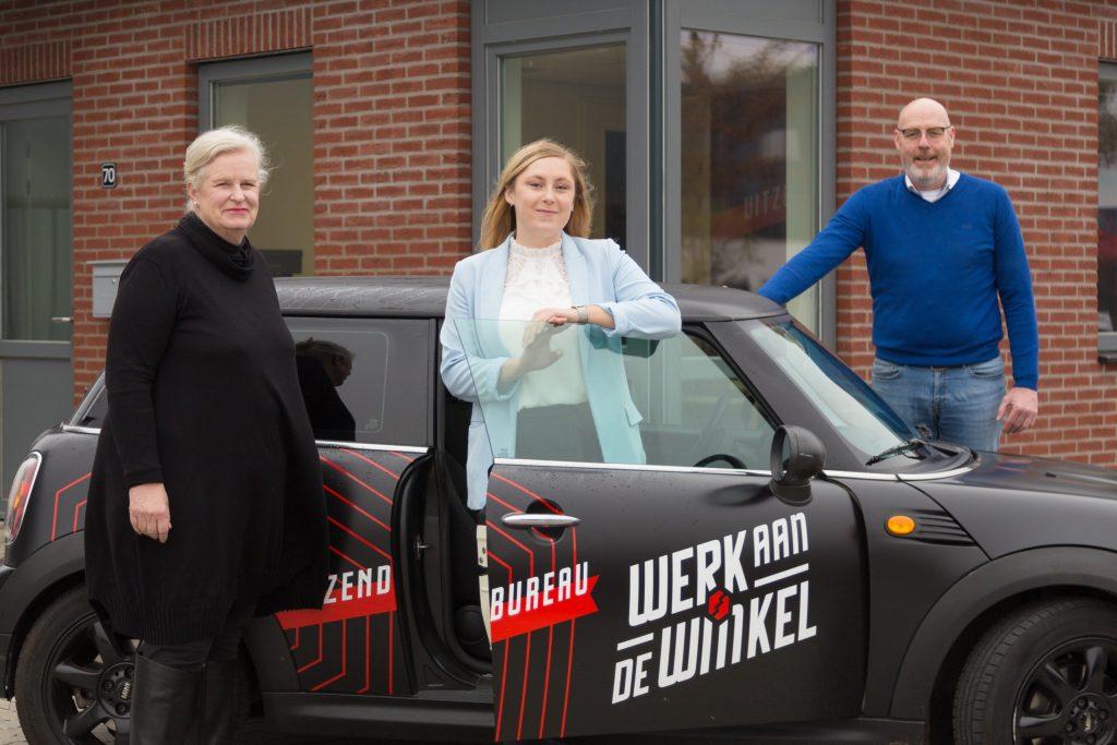 Ik zoek werk Zwolle